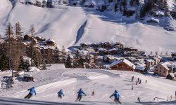 Alta Badia Ski San Cassiano Dolomites Italy Travel