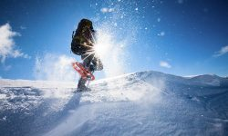 Snowshoe Alta Badia Dolomites Italy Travel Ski