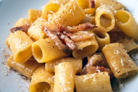 travel Italy Rome food pasta