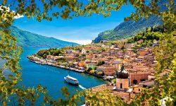 Lake Garda Sirmione Limone Travel Italy