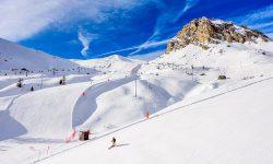Sellaronda Travel Italy Alta Badia Dolomites Ski