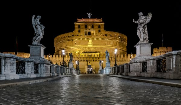 Nights,Are,Magic,In,Rome:,The,Saint,Angel,Castle