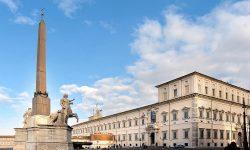 Quirinal Rome Travel Italy