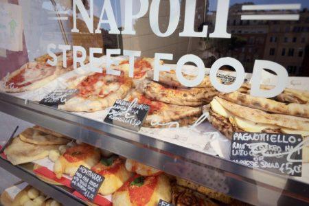 Pizza school in Naples